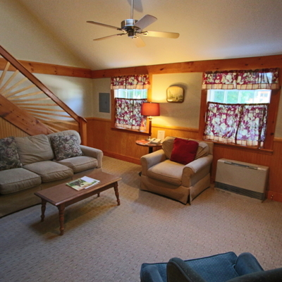 Traditional Double Suite