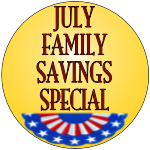 July Super Family Savings