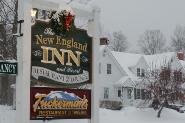 The New England Inn & lodge